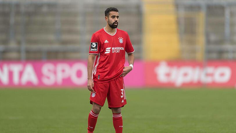After Nuremberg misunderstanding: Sarpreet Singh is fighting again at Bayern to communicate