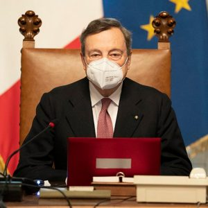 "Italy: Draghi on ""A Government of Environmentalists"""