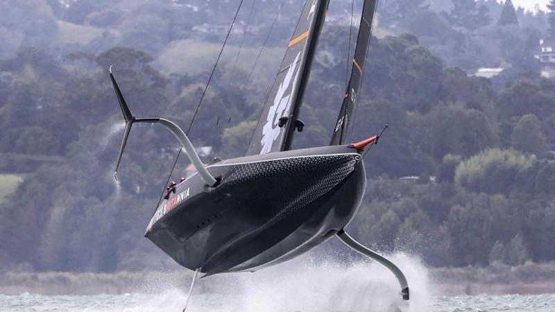 Sailing - Auckland - Corona in Auckland suspends the rival to the sport of the American Cup