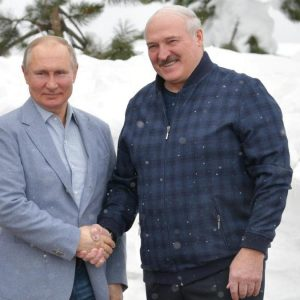 Meeting with Lukashenko: Putin's Victory in Belarus