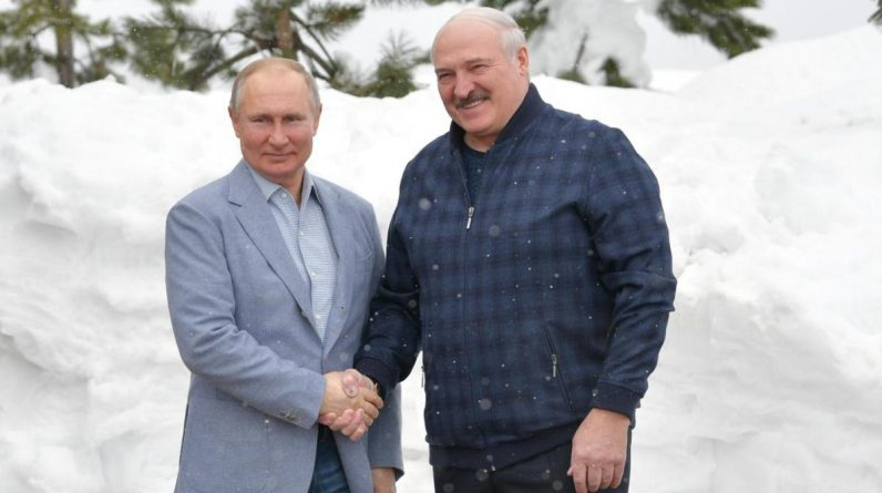 Meeting with Lukashenko: Putin's Victory in Belarus