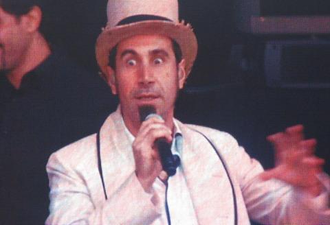 Serj Tankian live, Rock am Ring 2008