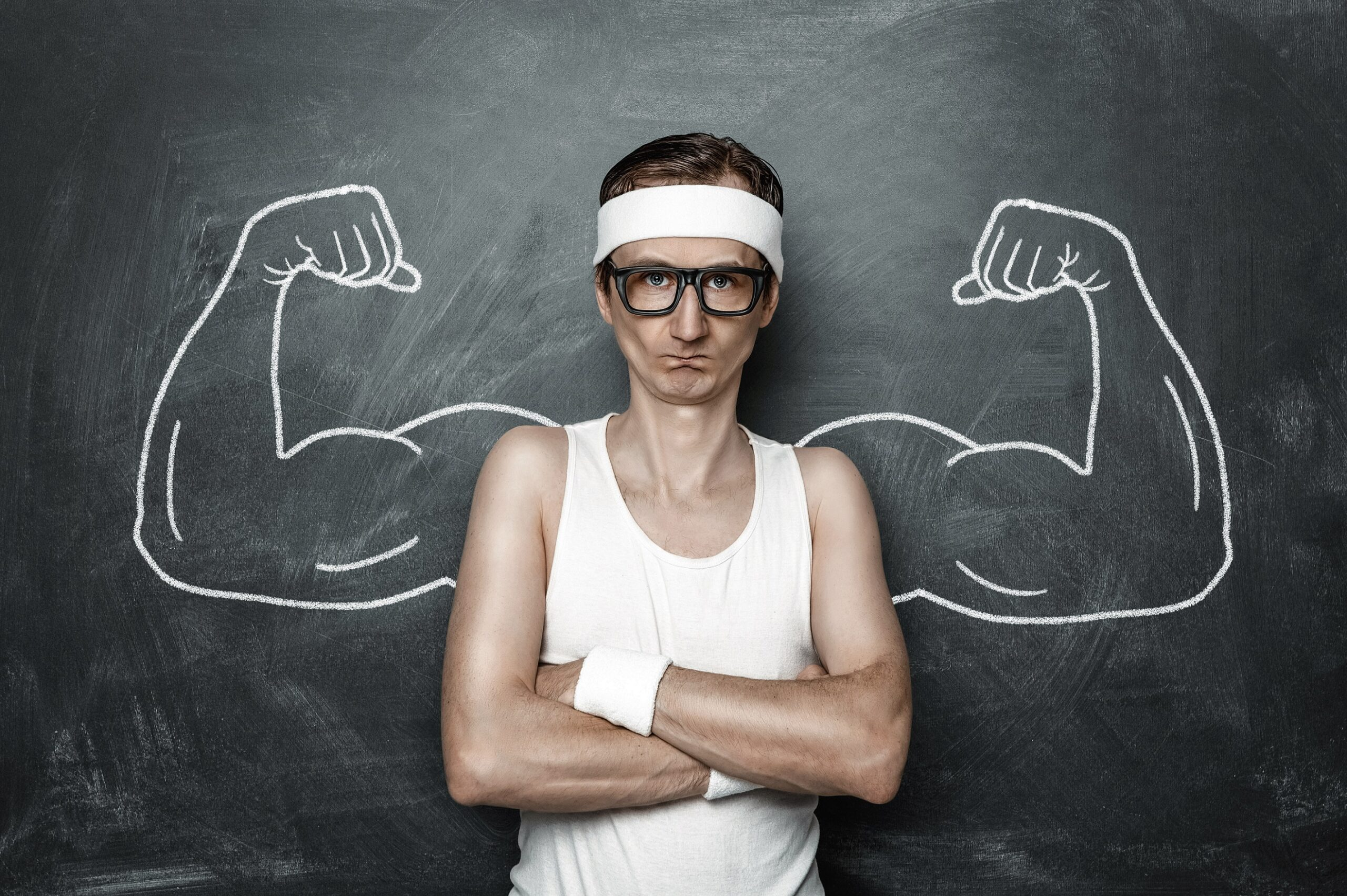 What makes muscles grow properly?  - Practice healing