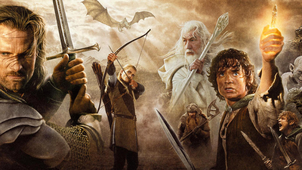 Sky Cinema Middle-earth: The channel features all Lord of the Rings movies