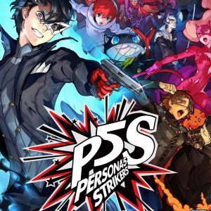 """Persona 5 Strikers"" test: Stylish batting"