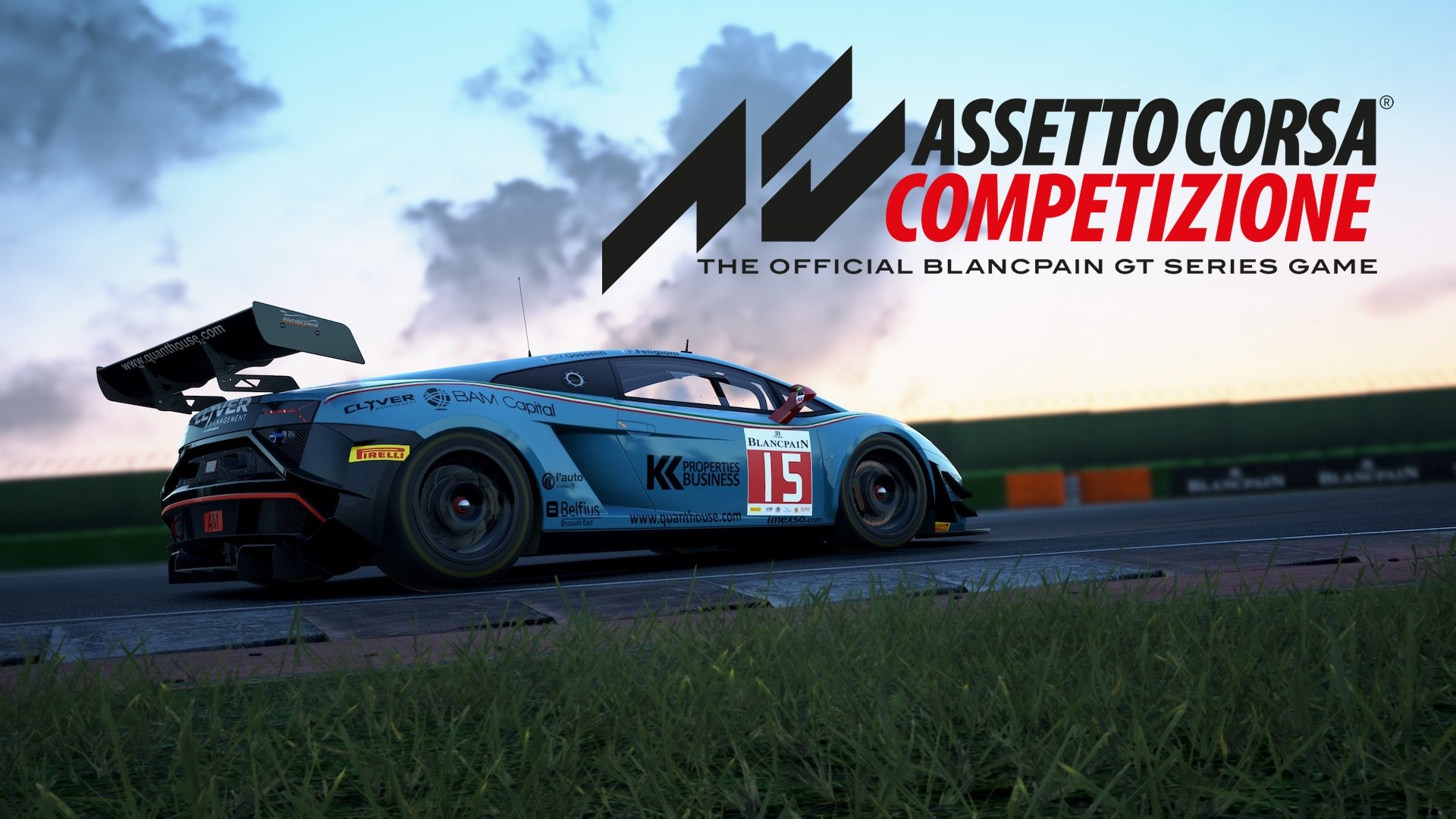 Assetto Corsa Competizione - The British GT Pack is now available for PC