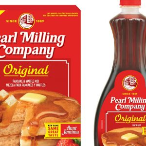 Aunt Jemima bears a new name after 131 years: Pearl Mills Company