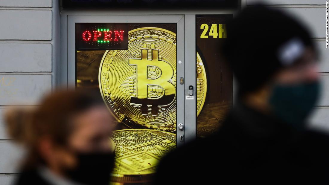 Bitcoin soared, approaching $ 50,000 for the first time