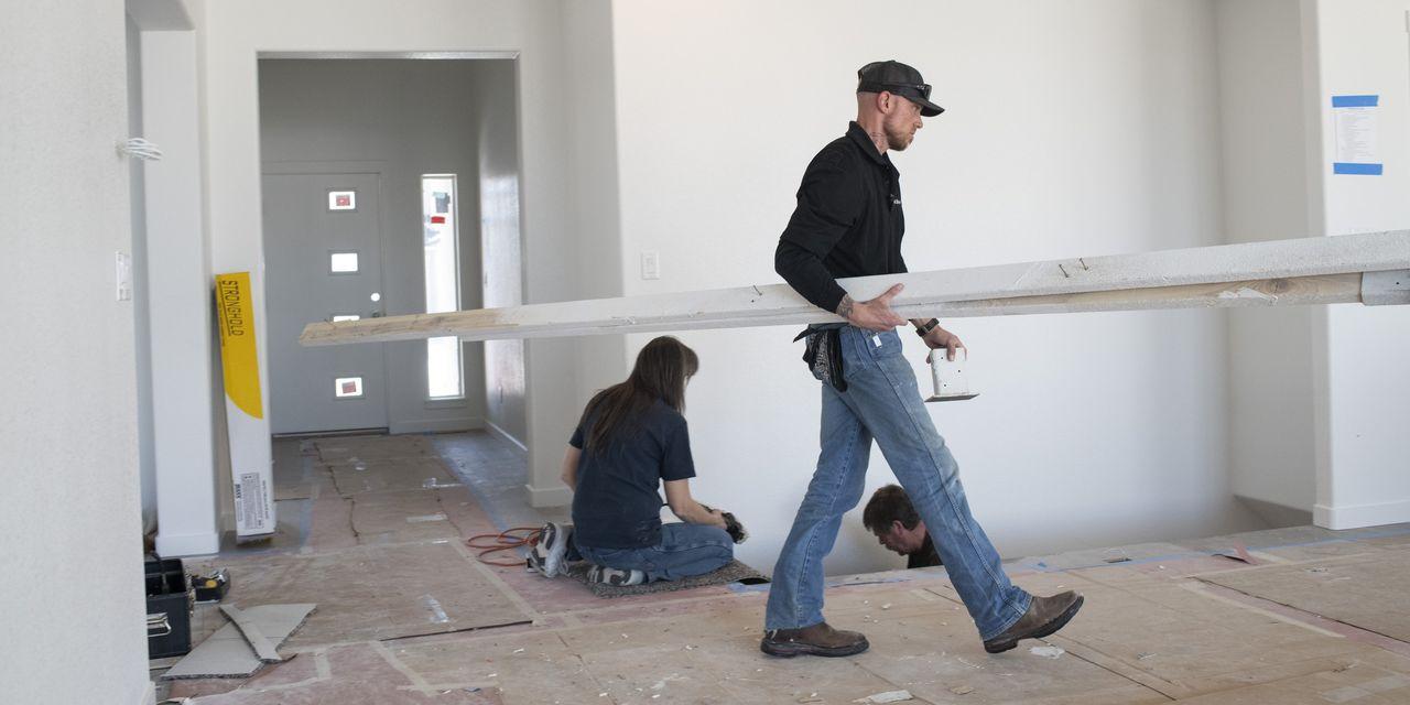 Blue collar jobs boom as Coronavirus spreads demand for housing and e-commerce