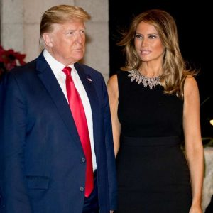 Donald Trump: Abyss of Valentine's Day Marriage? Melania Trump's festive tweet sounds deep