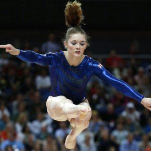 Former gymnasts sue the British Federation