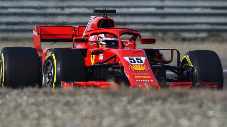 "Formula 1 - Ferrari first: Charles Leclerc and Carlos Sainz must ""lead the team"""