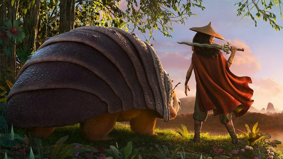 This epic adventure movie will be Disney's first theatrical release in 2021.