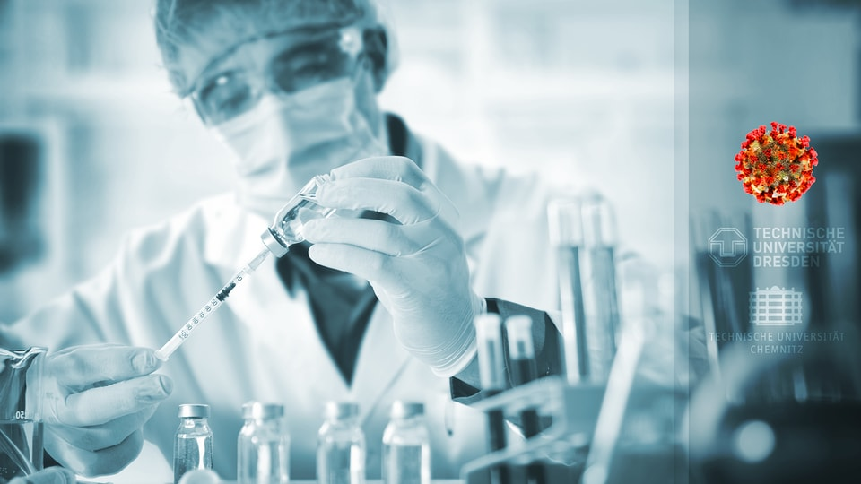 More than 170 research projects on Corona, Saxony