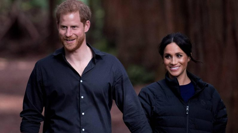 Prince Harry and Duchess Meghan thank you so beautifully
