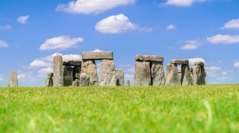 Science: A New Theory - Stonehenge was the first to arrive in another country