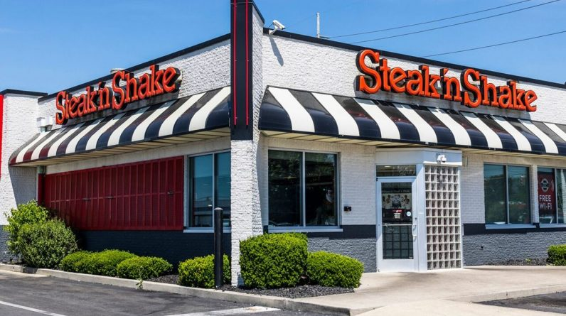 Steak and Shake in a Fast Food Battle Avoids Bankruptcy, But Fries Fortress