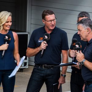 Supercars confirm Fox Sports Channel Seven's crew