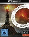 The Lord of the Rings: Extended Edition Triple [4K Ultra HD] [Blu-ray]