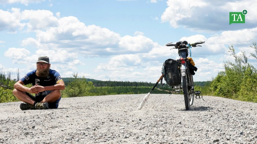 The Thuringian people on a road trip across Canada for nearly a year    Entertainment