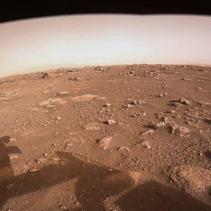This is what Mars looks like - a panorama