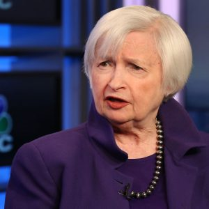 Treasury Secretary Janet Yellen is pushing for massive stimulus, seeing a greater risk of not doing enough