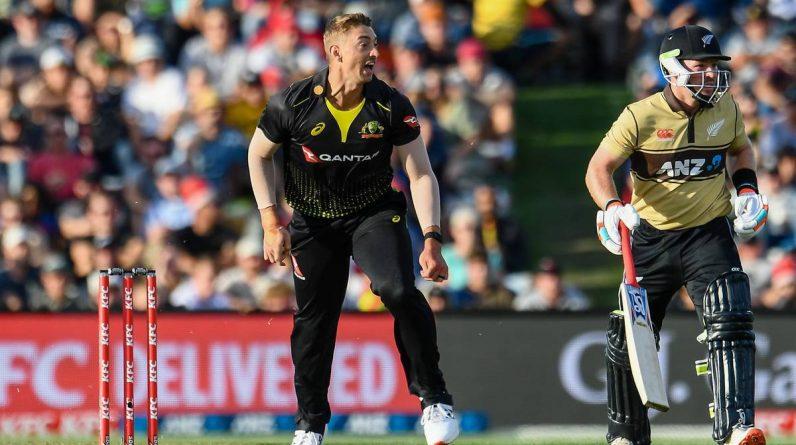 Twenty20 Cricket Live: Black Caps gegen Australien bei Hagley Oval