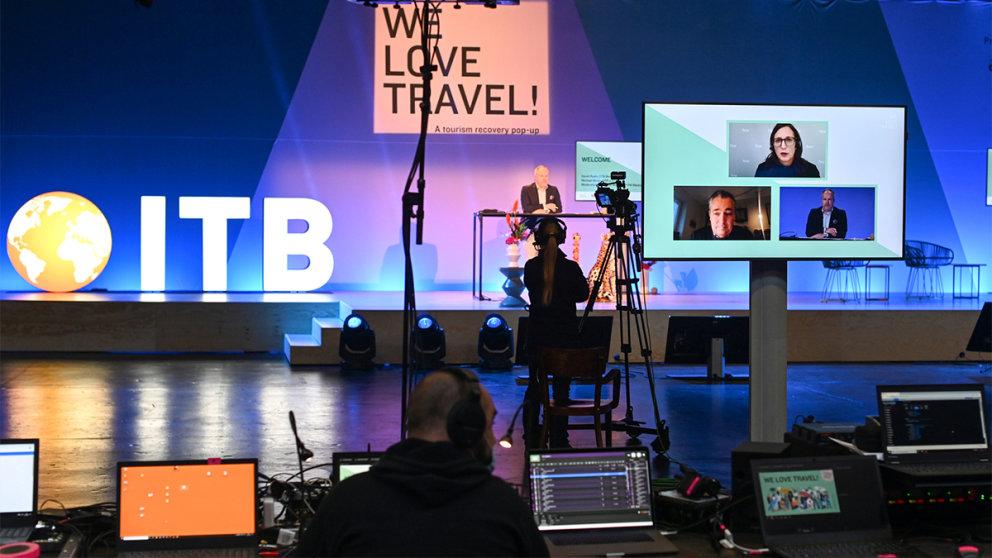 Very popular for ITB Berlin Digital Now |  Newsletter