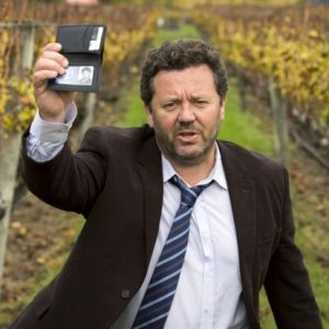 "Watch ""Brokenwood - Murder in New Zealand"" again: ""Bitter Wine"" as an iteration on the Internet and on TV"