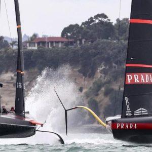 Sailing - Corona outbreak halts America's Cup Challenger - sport