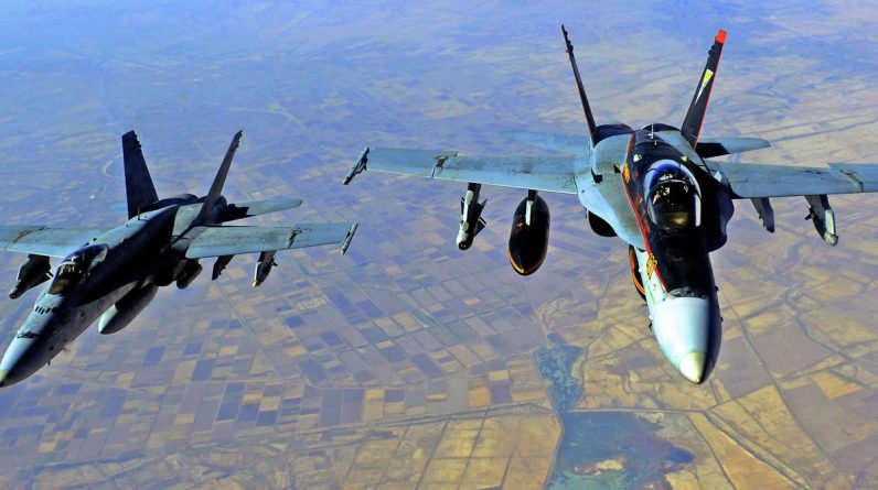 Airstrike in Syria: A Criticism of Joe Biden from within the ranks