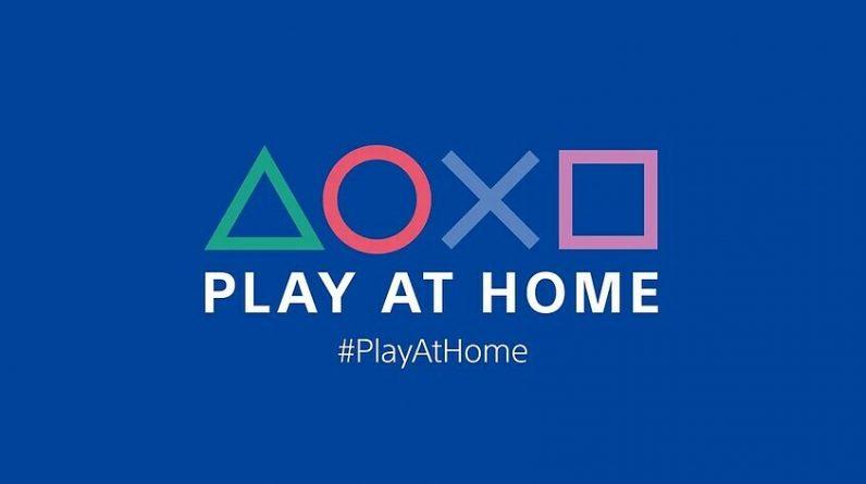 Play At Home geri döndü