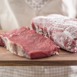 Is Corona virus spread through frozen meat?