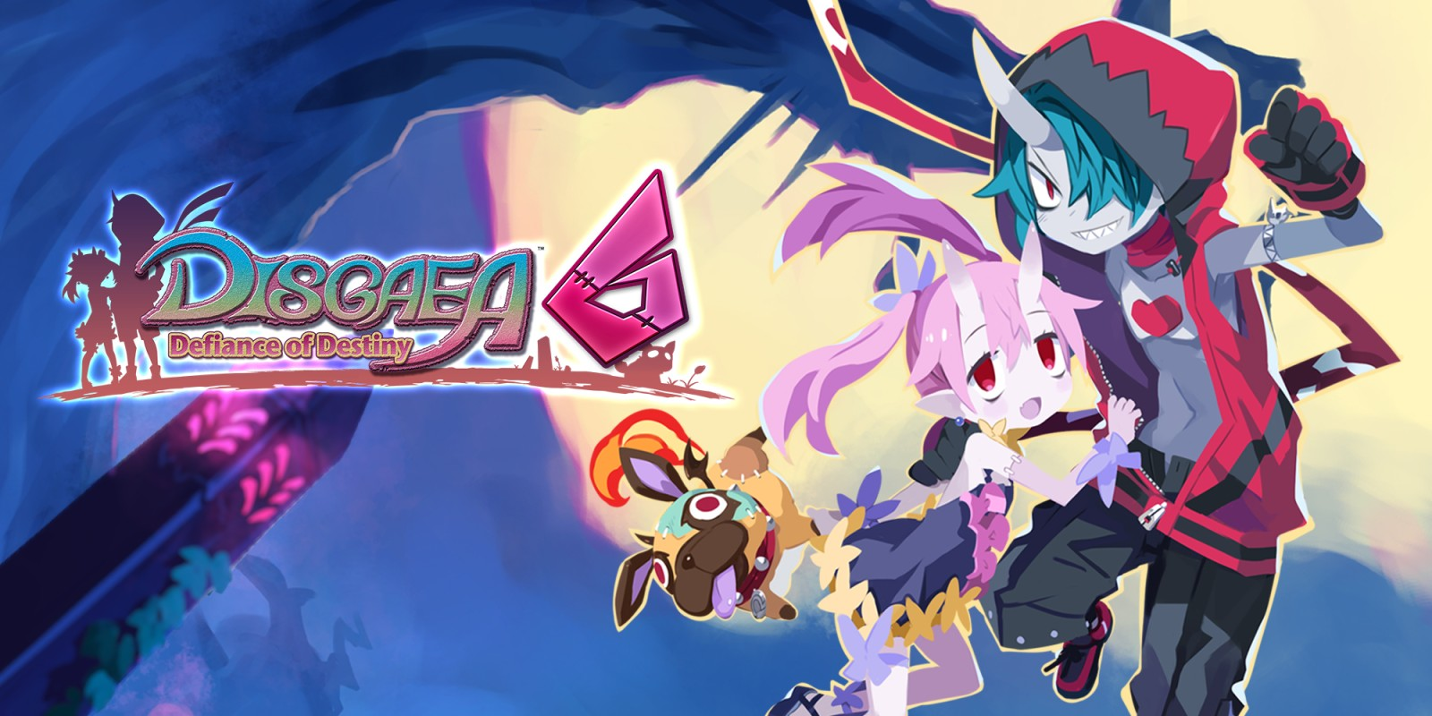 Disgaea 6 release date has been announced