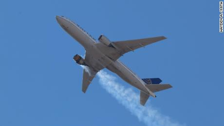 Airlines have grounded dozens of Boeing 777s after the engine failed over Denver