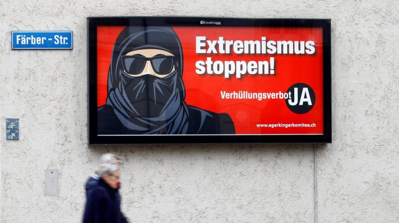 A symbol or a real problem? The Swiss people vote to ban the burqa