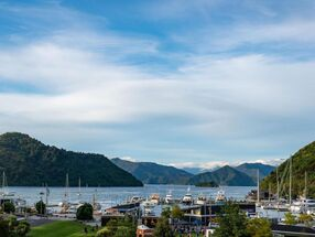 Picton in New Zealand