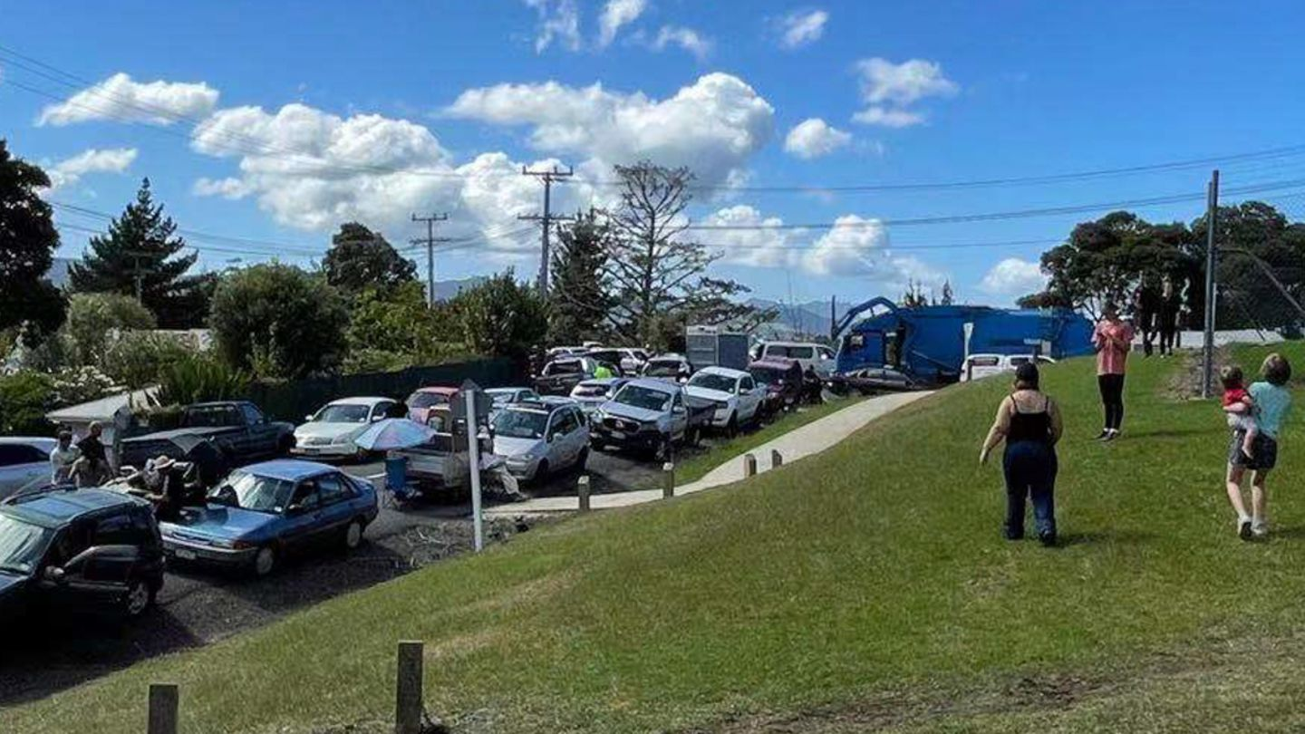 Morning Situation: Everything is clear after the New Zealand tsunami alert