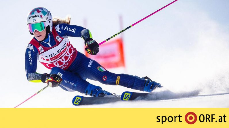 Alpine skiing: Pacino takes crystal in Vlhova victory at home