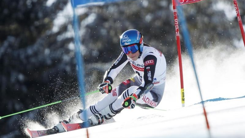 Alpine skiing - Petra Vlhova makes the fight for the overall ranking of skiing an exciting affair - a sport