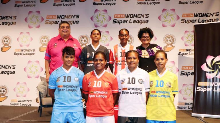 Fiji Women's Premier League season launched