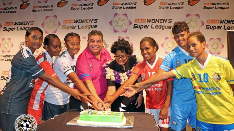 Women's Football - News - Fiji breaks new ground ahead of the 2023 World Cup