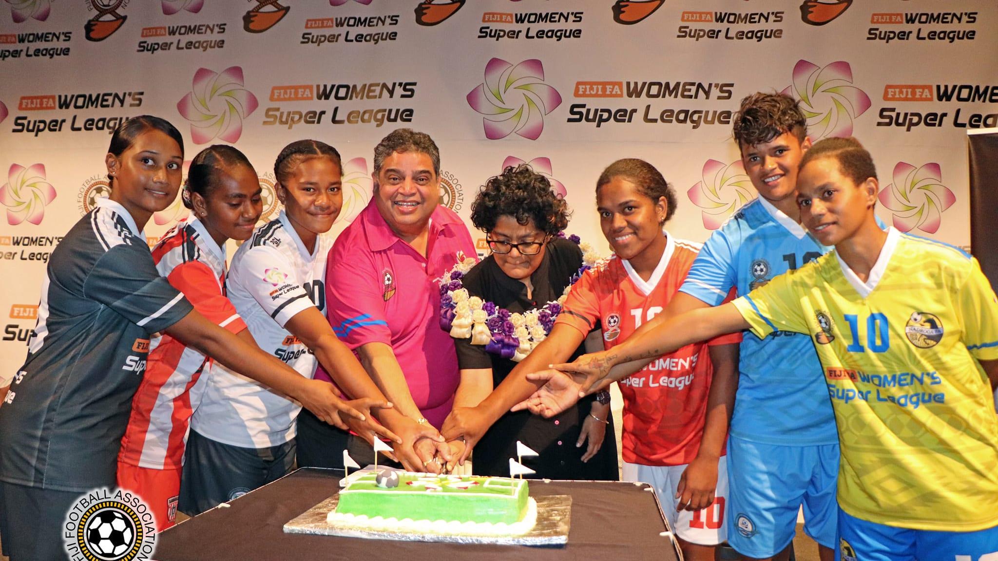 Women's Football - News - Fiji breaks new ground ahead of the 2023 World Cup