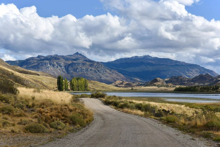 Carretera Austral in Chile is part of Panamericana - and a true dream road!
