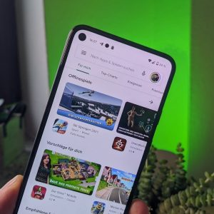 Although there is no deals area in the Google Play Store, there are live events