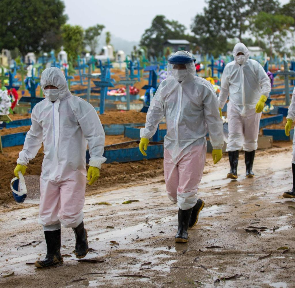 More than 250,000 people have already died in Brazil due to the Covid-19 epidemic