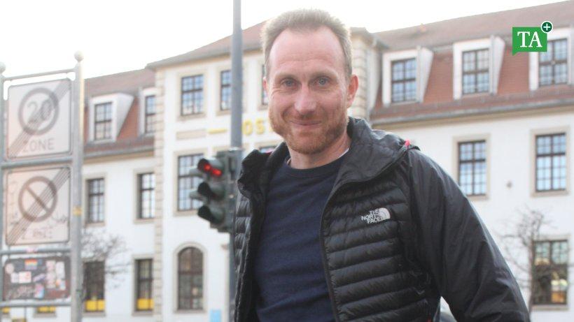 """Matthias Weissbrot, Sports Officer of Jena: """"My heart is bleeding.""""  Sports"""