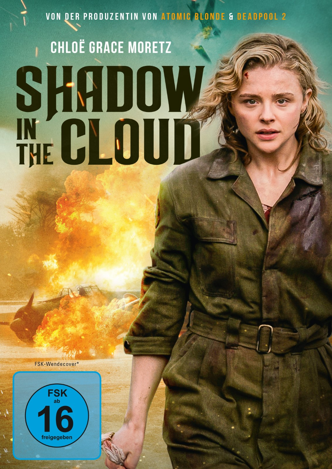 Review of Shadow In The Cloud: Feminism and the Fighting Monster of WWII Bomber