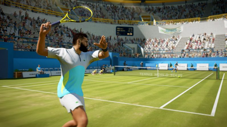 Tennis World Tour 2: Complete Edition is now available for the next-generation consoles