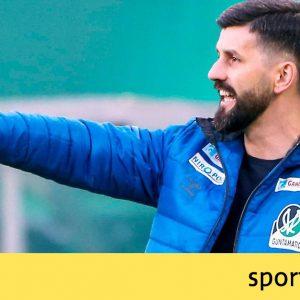 Bundesliga: Coach Muslake throws the towel at Reed